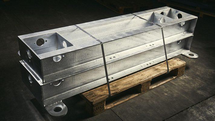 lavorazioni lamiera carpenteria metallica