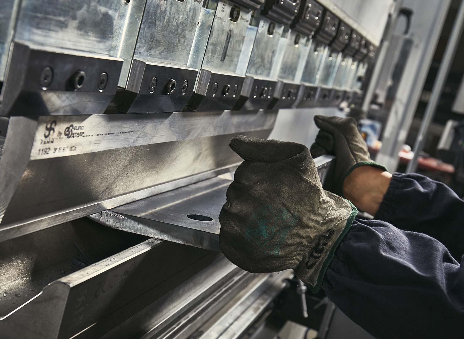 lavorazioni lamiera macchine